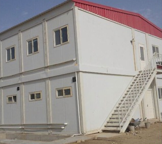 Earthquake Resistant Prefab Houses
