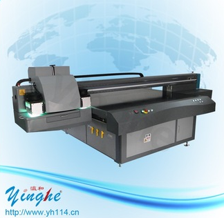 Top grade best quality large size flatbed UV printer