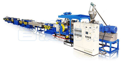 PET Packing Belt Production Line
