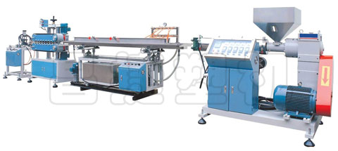 PVC sealing production line