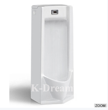 Bathroom sanitary wares WC man automatic ceramic floor mounted urina