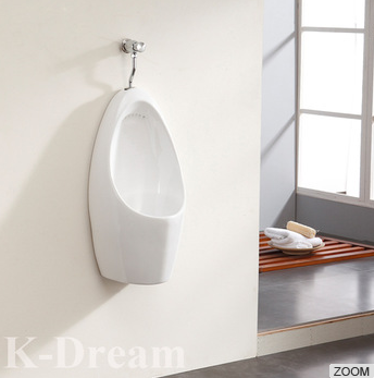 Hot sale WC sanitary wares cheap ceramic wall hung urinal