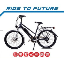 2015 new design good quality Holland style woman electric bicycle with SGS