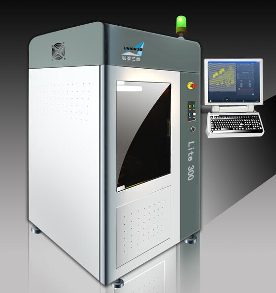 Lite 300  Малый принтер 3D светоотвердевания