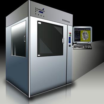 3D принтер по категории промышленности RS8000