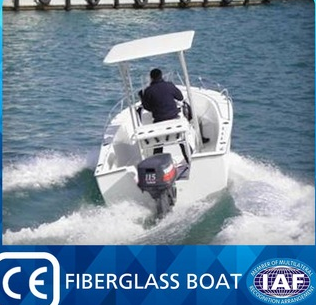 Center Console Fiberglass Fishing Boat (FR600)