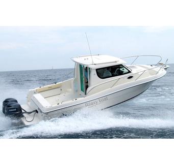 China cabin fiberglass yacht