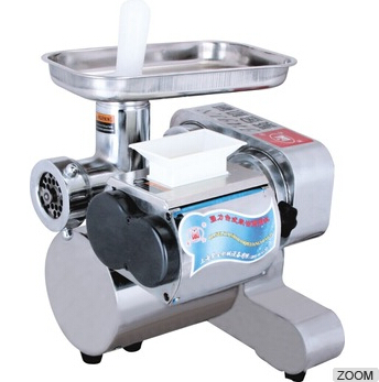 Factory cheap meat chopper/stainless steel durable meat mincer/electric meat grinder