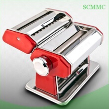 Italian Noodle Spaghetti Maker 150mm Stainless Steel Handle Pasta Machine