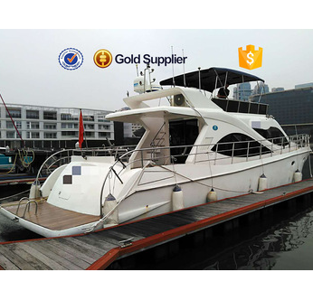 2016 new 64ft luxury yacht fishing boat