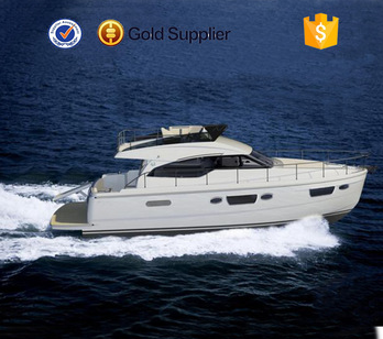 2016 high quality 40ft import speed luxury boat yacht
