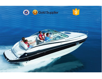2016 New fashion 24ft luxury sport leisure boat