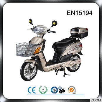 CE with pedal throttle hybrid 1500w electric motorcycle