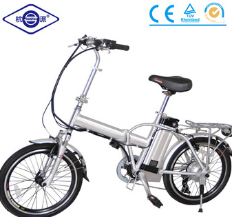 20 inch foldable electric bike noped bicycle HP-002