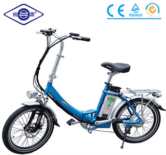 folding bike popular in Europe market HP-E052