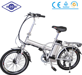 Popular 20 foldable electric bike with CE and EN15194 HP-002