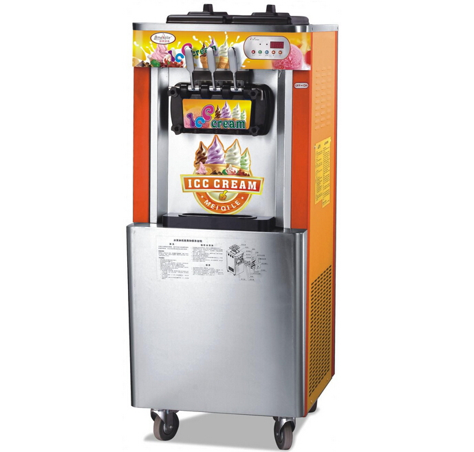 Trade assurance!!! liquid nitrogen ice cream machine/ ice cream making machine/ ice cream maker machine/ Ice cream machine