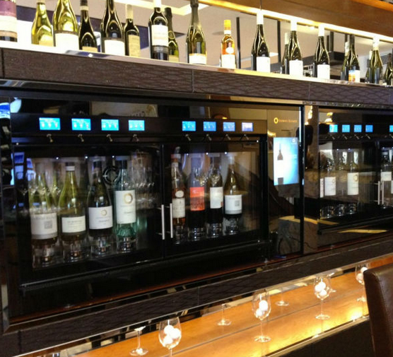 Modern style Wine Dispenser