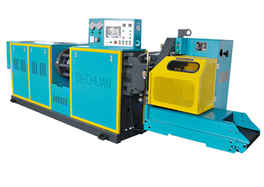 Barwell Preformer Machine for Rubber Sole