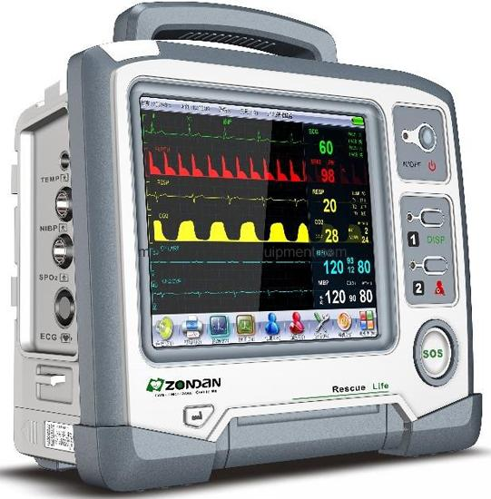 Transport Vital Sign Patient Monitor MC-PMN3