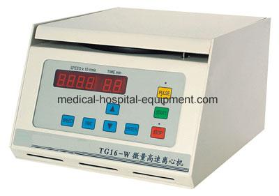 Benchtop High Speed Micro Centrifuge TG16-W