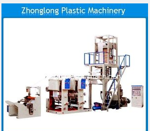 film blowing & gravure printing machine