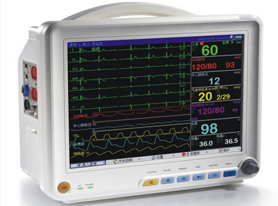 Makii Multi-Parameter Portable Patient Monitor 12inch