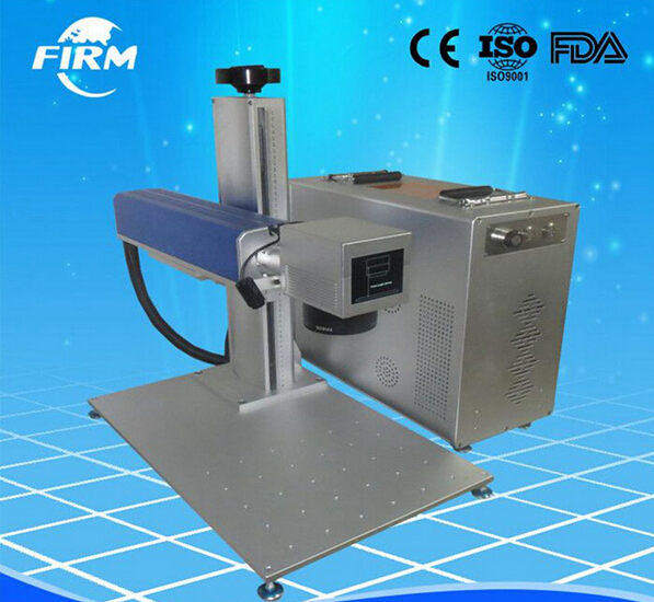 Fiber laser marking machine laser marking and cutting machine