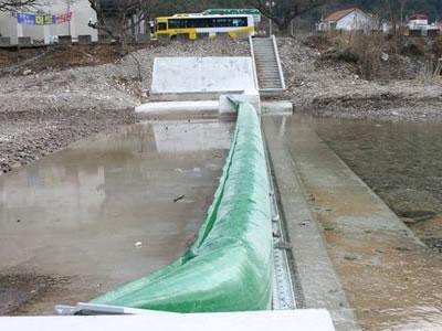 Bookend Rubber Dam