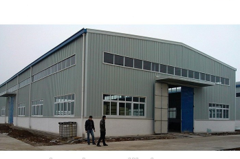 Best-Selling Prefabricated Metal Frame Structure Building