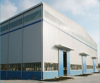 High quality turnkey construction design steel prefabricated house workshop warehouse