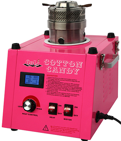 Digital cotton candy machine ON-CC2