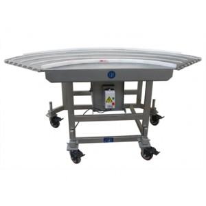 90° Conveyor belt