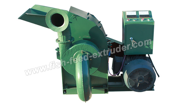 Fish Feed Crusher