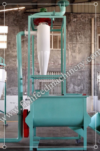 FY-250 Fish Feed Mixer 250kg per batch
