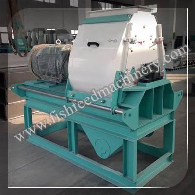 55kw Droplet Fish Feed Crusher FY-ZW60B