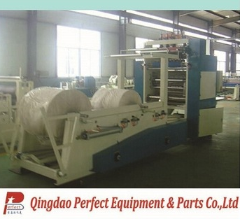 Good performance tissue paper manufacturing machine and facial tissue making machine