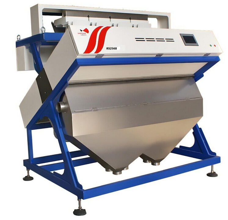 High Quality CCD Camera Industrial Color Sorter for Processing Machine RS256B-G