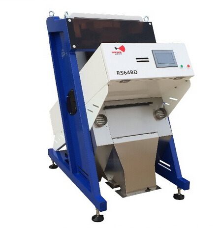 I SORTER CCD Mini rice color sorter;Food processing machinery