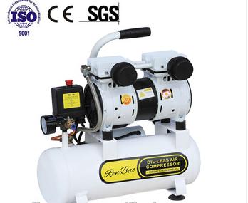 compressor silent oil free air compressor portable electic air compressor 9L