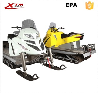 EPA 4 Stroke snow scooter China Snowmobile