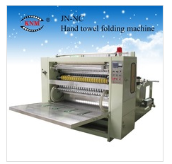 JN-V V fold hand towel machine