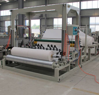 JN-DFJ Series Full Automatic Jumbo Roll Slitter Rewinder made in China