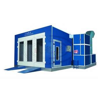 WLD6200 (CE) High Quality Garage Auto Painting Booth