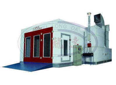 WLD-8200型喷烤漆房