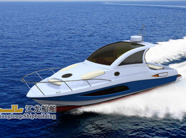 30 Feet new style small yacht for sale with competitive price