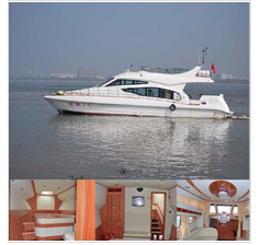 JL18.8m Luxury yacht boat for sale