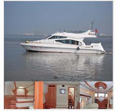 JL18.8m Luxury yacht boat for sale
