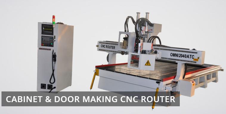 Cabinet & Door Making Router