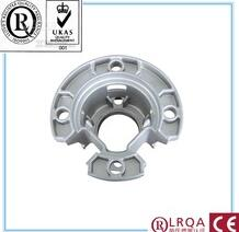 custom wcb sus 316L stainless steel investment cast products oem precision railway casting parts